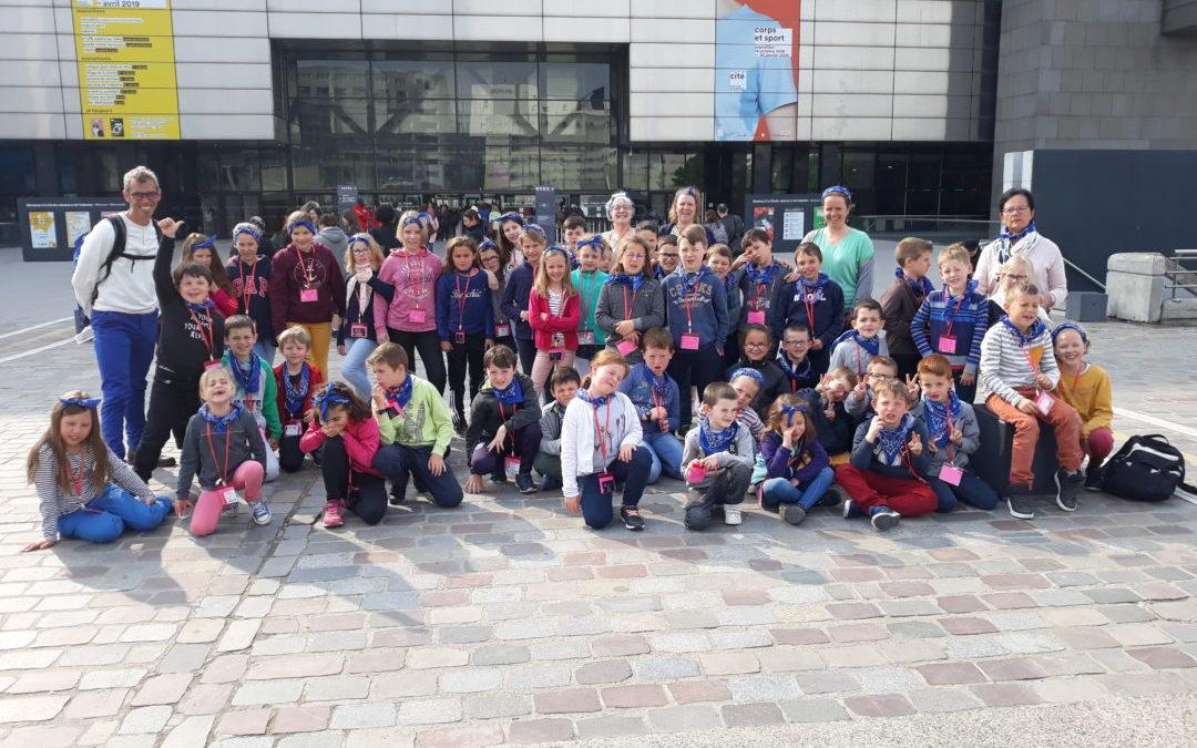 voyage à Paris: jour 2: la cité des sciences et Le Musée d'Orsay