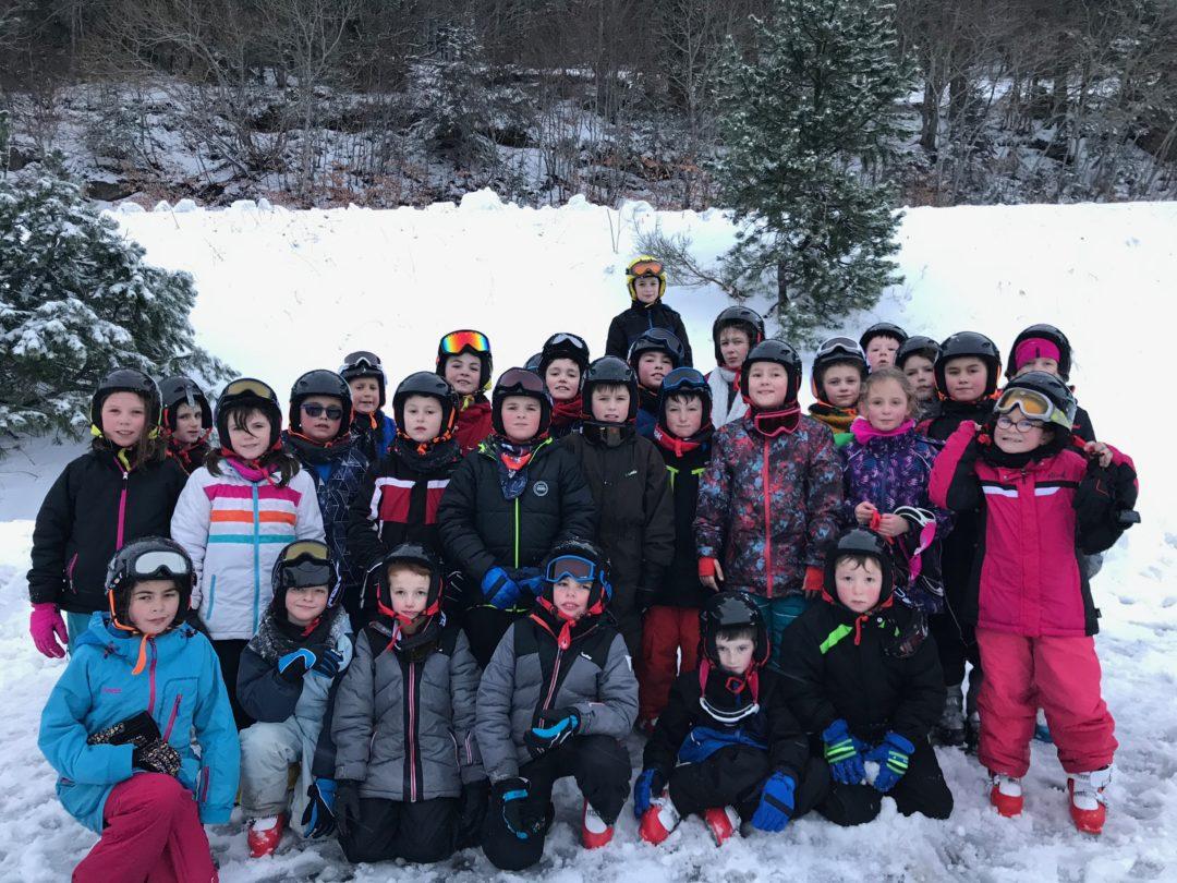 Voyage au ski: journée 3