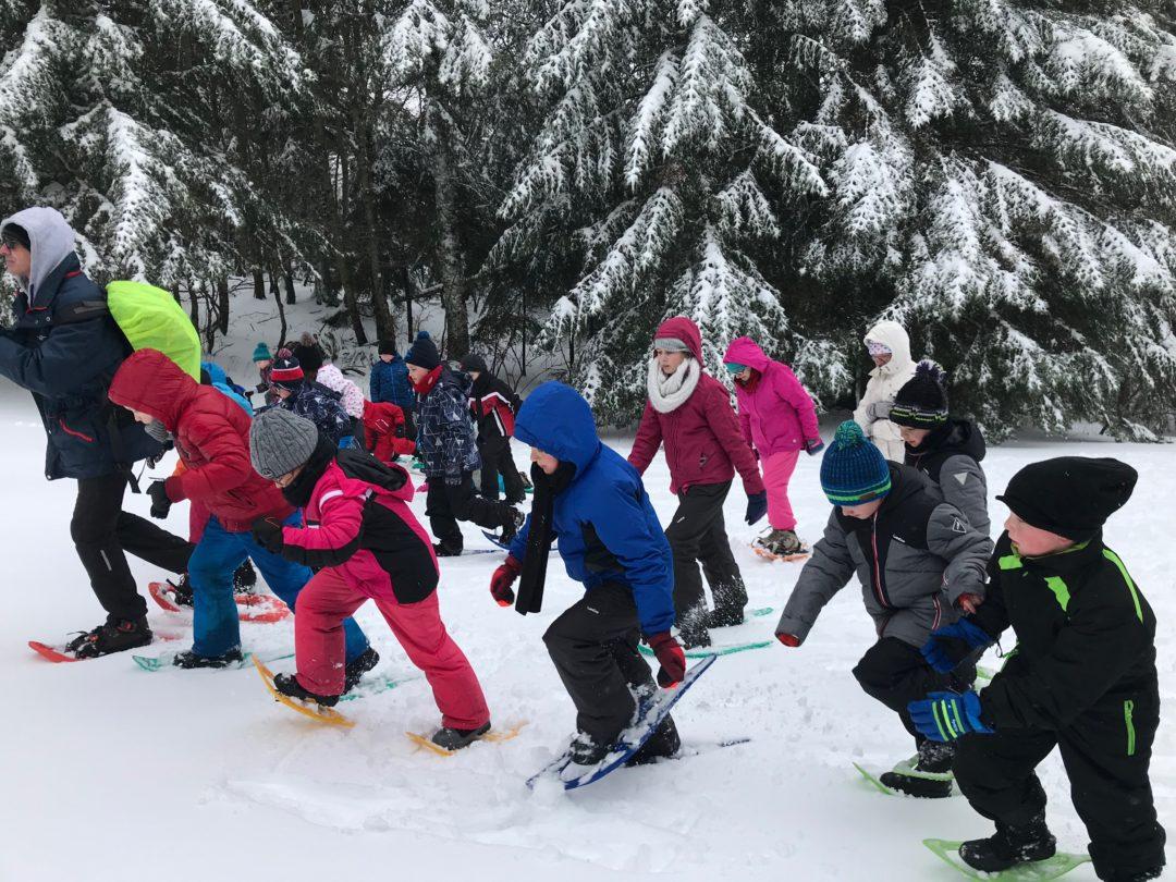 Voyage au ski: journée 4